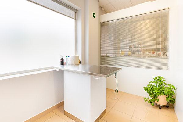 Instalaciones veterinaria en Pamplona